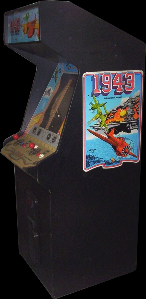 1943 The Battle of Midway Euro Cabinet