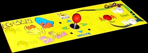 Pac-Man - 25th Anniversary Edition (Rev 3.00) Cabinet