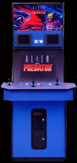 Alien vs. Predator (Hispanic 940520) Cabinet