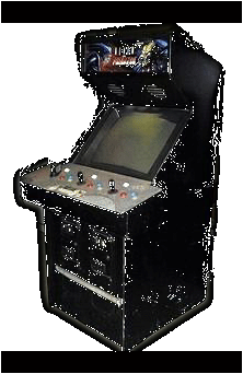 Alien vs. Predator (USA 940520) Cabinet