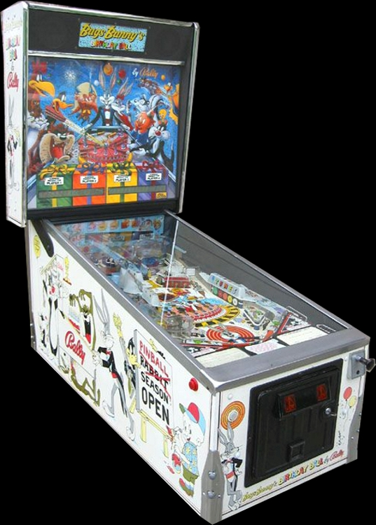 Bugs Bunny Birthday Ball (L-2) Cabinet