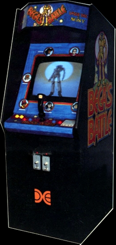 Bega's Battle (Revision 3) Cabinet