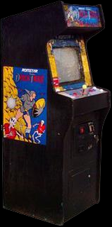 Black Dragon (bootleg) Cabinet