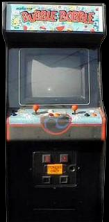 Bubble Bobble (US, Ver 1.0) Cabinet