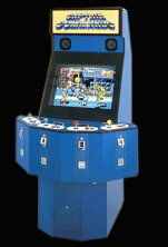 Captain Commando (Japan 911202) Cabinet