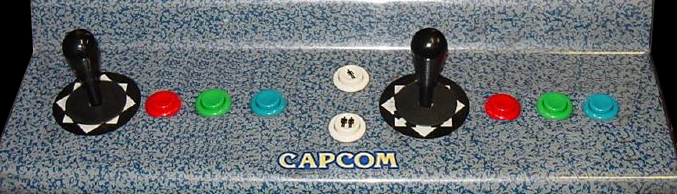 Capcom Sports Club (Euro 971017) Cabinet