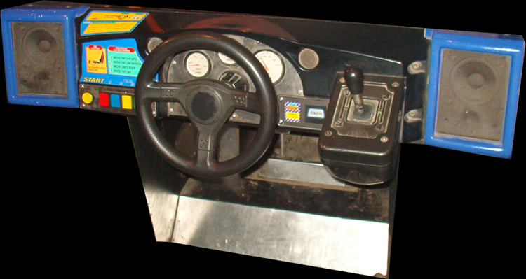 Daytona USA (Japan, To The MAXX) Cabinet