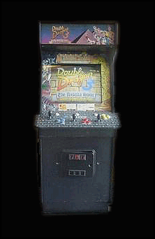 Double Dragon 3 - The Rosetta Stone (bootleg) Cabinet