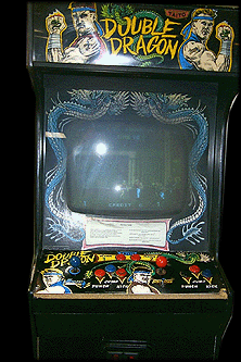 Double Dragon (US set 1) Cabinet