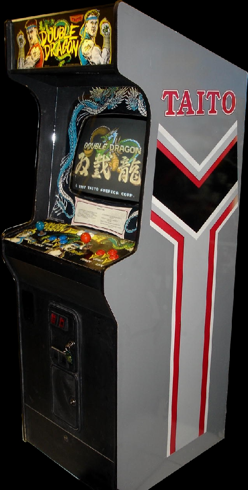 Double Dragon (World set 1) Cabinet