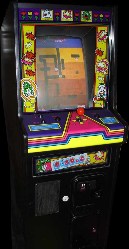 dig dug atari rev 2 rom. Black Bedroom Furniture Sets. Home Design Ideas