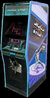 Discs of Tron (Upright alternate) Cabinet