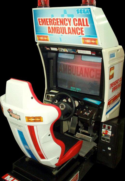 Emergency Call Ambulance (Export) ROM < MAME ROMs   Emuparadise