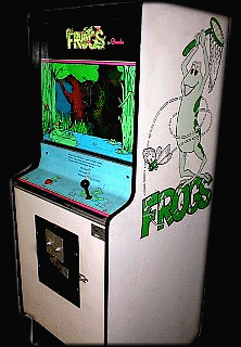 Frogs Cabinet