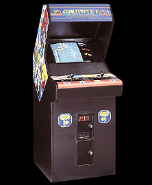 Gauntlet (2 Players, rev 6) Cabinet