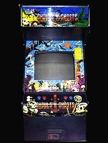 Ghouls'n Ghosts (World) Cabinet