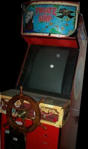 Pirate Ship Higemaru Cabinet