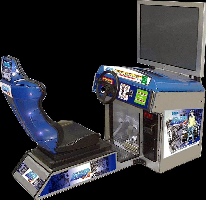 Initial D Arcade Stage Ver. 2 (Japan) (GDS-0026) ROM