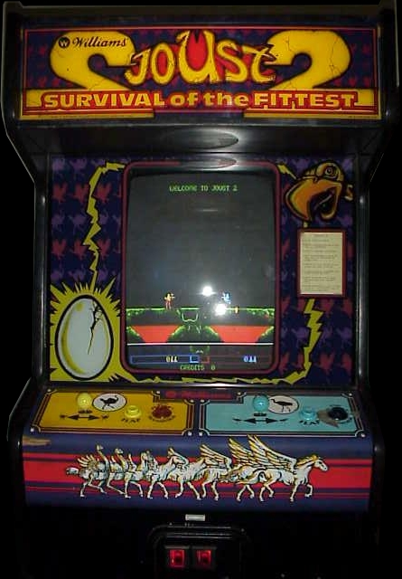 Joust 2 - Survival of the Fittest (revision 2) Cabinet