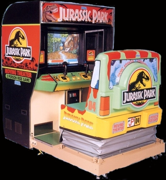 Top Jurassic Park (World) ROM < MAME ROMs | Emuparadise GT94