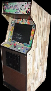 Kid Niki - Radical Ninja (World) Cabinet