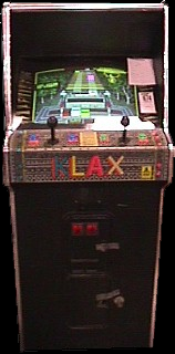 Klax (Germany) Cabinet