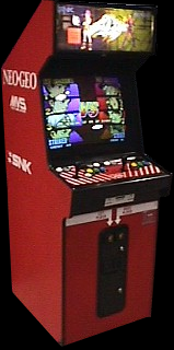 The King of Fighters '99 - Millennium Battle (NGH-2510) Cabinet