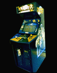 The Main Event (4 Players ver. Y) Cabinet