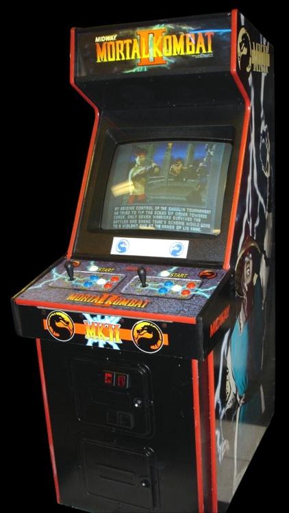 Mortal Kombat II (rev L3.1) ROM < MAME ROMs   Emuparadise