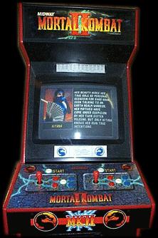 Mortal Kombat II (rev L1 4) ROM < MAME ROMs | Emuparadise