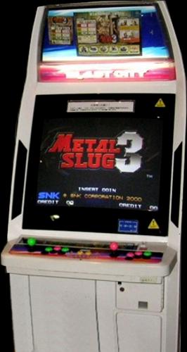 Metal Slug 3 (NGM-2560) ROM < MAME ROMs | Emuparadise