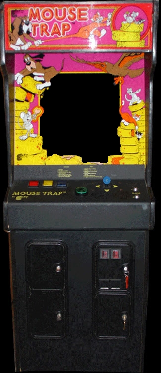 Mouse Trap (version 5) Cabinet