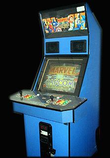 Marvel Vs Capcom Clash Of Super Heroes Euro 980123 Rom