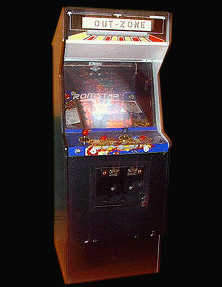 outzone arcade game