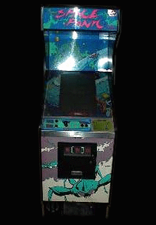 Space Panic (version E) Cabinet