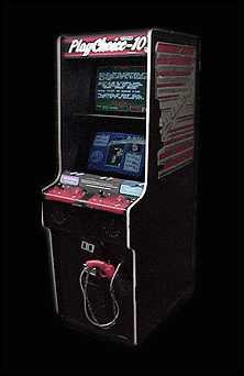 Mike Tyson's Punch-Out!! (PlayChoice-10) Cabinet