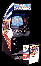 Power Drift (World, Rev A) Cabinet