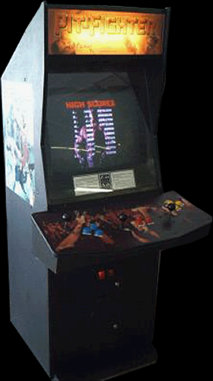 Pit Fighter (rev 9) Cabinet