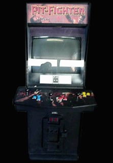 Pit Fighter (rev 3) Cabinet