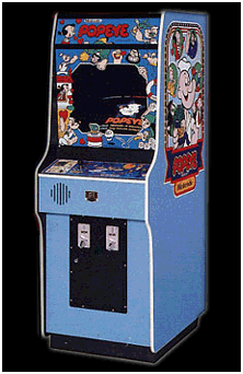 Popeye (revision F) Cabinet