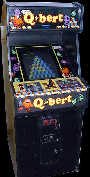 Q*bert (US set 1) ROM < MAME ROMs | Emuparadise