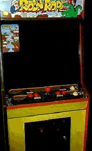 Roc'n Rope Cabinet