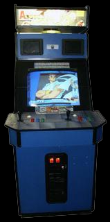 Street Fighter Alpha 3 (USA 980629) Cabinet