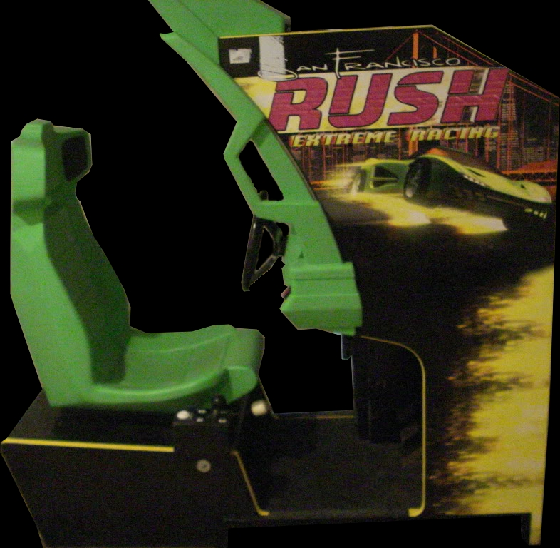 San Francisco Rush (boot rom L 1.0) Cabinet