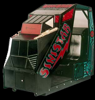 Sinistar (prototype version) Cabinet