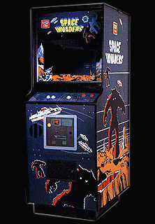 Space Invaders (TV Version rev 2) Cabinet