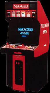 Aero Fighters 3 / Sonic Wings 3 Cabinet