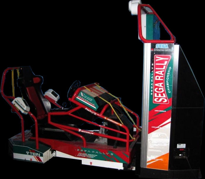 Sega Rally 2 Rom