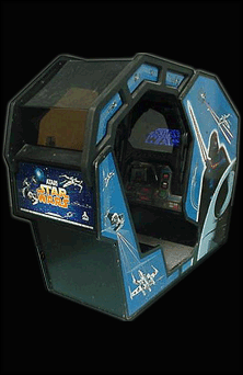 Star Wars (set 2) Cabinet
