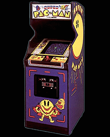 Super Pac-Man Cabinet